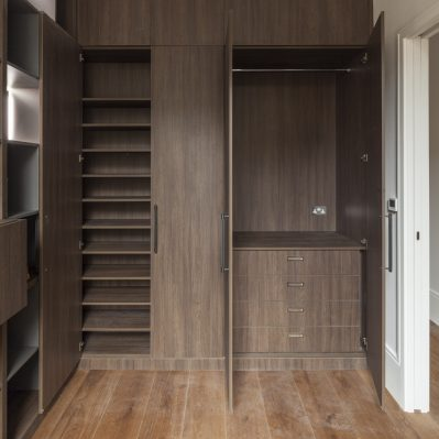 Wood Bespoke Wardrobe