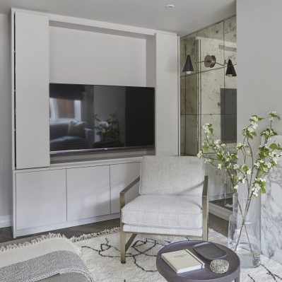 Hidden Bespoke TV Unit Design